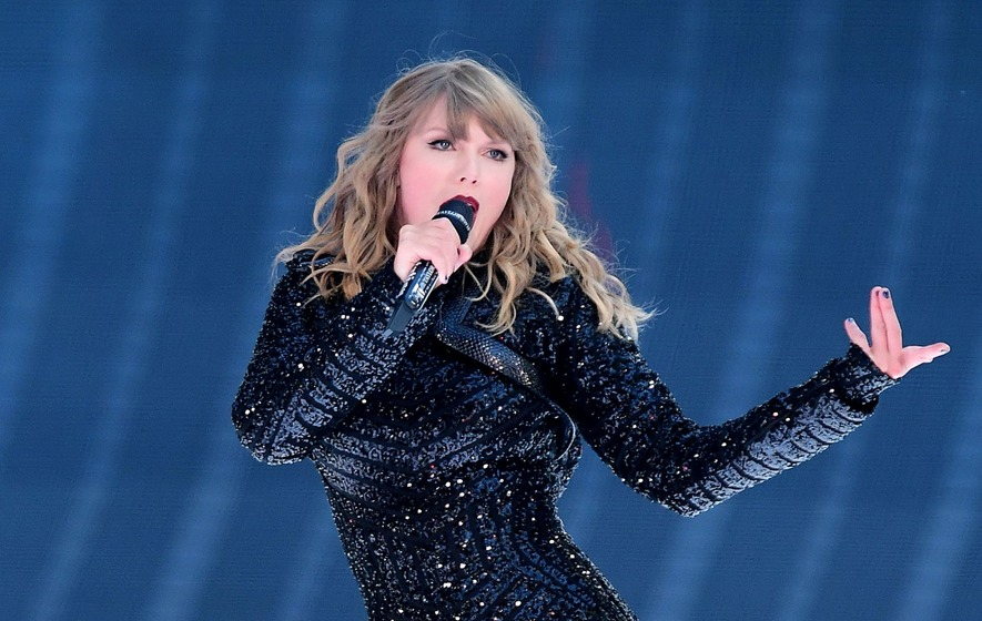 Taylor Swift Is The World's Highest-Paid Celebrity According To 'Forbes'