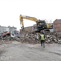 Demolition of historic warehouses 'destroying Belfast's built heritage'