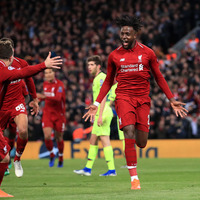 Champions League goal-hero Divock Origi commits future to Liverpool