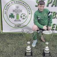 Family of young Belfast footballer (12) who died after heart surgery ask mourners to wear team colours