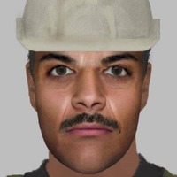 'Was he singing the YMCA?' – Police release bizarre 'Village People' e-fit