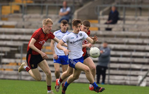 Tyrone ready for Monaghan in the Electric Ireland Ulster Minor football final