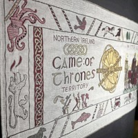 Game of Thones tapestry now complete with scenes from season finale