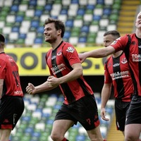 Crusaders a step closer to clash with Wolves as Shamrock Rovers grab draw in Norway