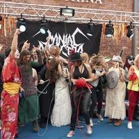 Hard Knot Hallelujah! Heavy metal knitting world title held in Finland