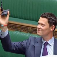 MP uses Morse code to wish happy birthday to GCHQ