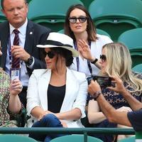 Man taking Wimbledon selfie 'had no idea' Duchess of Sussex sat nearby