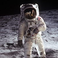 Returning to moon is waste of money, says presenter of BBC's Apollo 11 coverage