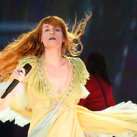 Florence Welch welcomes 'matriarchal experience' at Hyde Park festival