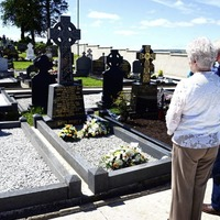 Francie McCloskey remembered in Dungiven