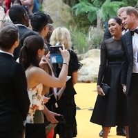 In Pictures: Royalty and stars turn out for Lion King premiere
