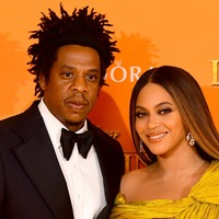Beyonce and Jay-Z join royalty to watch The Lion King