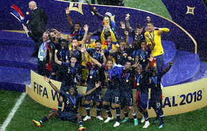 On This Day, July 15, 2018: France win the World Cup for a second time, beating Croatia 4-2 in the final in Moscow.