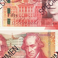 Face of new £50 banknote to be unveiled