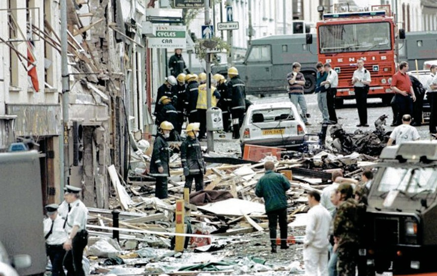 More tragedy for Omagh bomb family