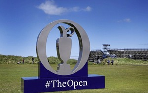 North is in shop window as The Open comes to town