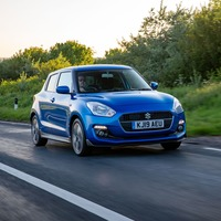 Suzuki Swift: Good Attitude