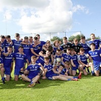 Monaghan manager Mark Counihan hails his Ulster Minor winners but more work still to be done