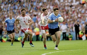 Former Tyrone ace Philip Jordan: Still a big gap between Dublin and Tyrone