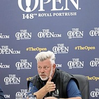Darren Clarke bursting with pride to be asked to hit the opening tee shot at The Open