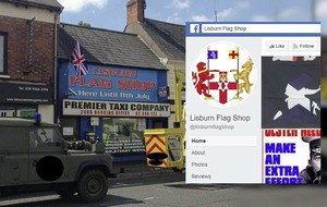 Stormont-backed social enterprise linked to sale of loyalist paramilitary flags