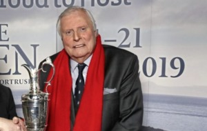 Video: Peter Alliss recalls the sea, sand and girls at the Royal Portrush 1951 Open