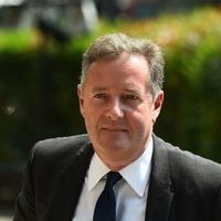 Piers Morgan reignites feud after Dan Walker posts digitally-aged selfie