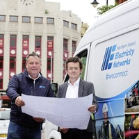Business groups welcome £500,000 scheme to upgrade Belfast city centre power cables