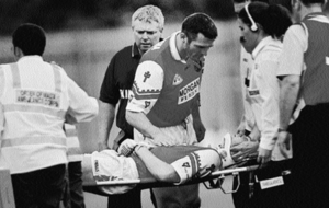 Back In The Day - Injured Armagh star Alan O'Neill set to undergo further tests - The Irish News, July 17 1999