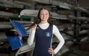 15-year-old Patti Mullin makes Ireland Rowing squad ahead of the Home International Regatta
