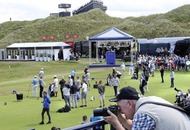No escaping wealth of accents among spectators at Portrush