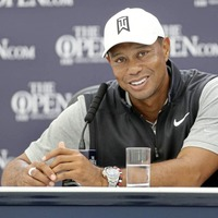 Tiger loves Portrush and Portrush loves Tiger