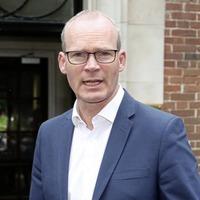 Simon Coveney returns to Stormomt talks as two governments plan 'stock take' on progress