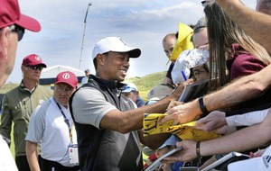 Tiger Woods admits he needs to sharpen up his game ahead of Open bid