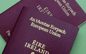 Demand for Irish passports continues to rise