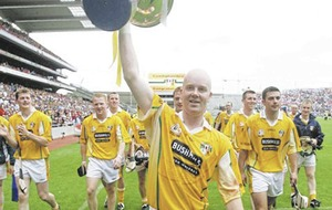 Back In The Day - Antrim claim deserved clean sweep of Ulster hurling titles - The Irish News, July 18, 1999