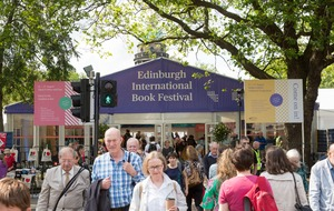 New events announced by Edinburgh International Book Festival organisers