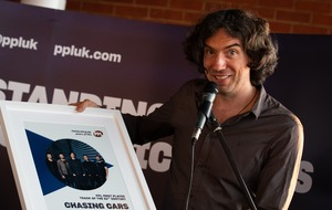 'Chasing Cars was one of 10 songs I wrote in a night' – Gary Lightbody