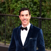 Sacha Baron Cohen thanks Cheney and Palin after Emmy nods