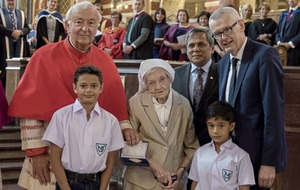 Irish nun to be awarded for lifetime of teaching in Pakistan