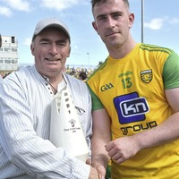 Monthly award tops off a great period for Donegal's returning star Patrick McBrearty
