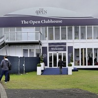 Luxury two-storey facility awaits golfers and their families as the The Open
