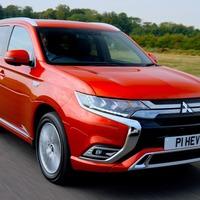 Mitsubishi Outlander PHEV: Early adopter