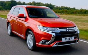 Mitsubishi Outlander PHEV: Early adopter