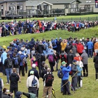 Expectation will become reality today when the opening tee shot of The Open Championship is finally hit at Royal Portrush