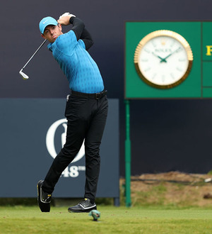 A shot-by-shot look at Rory McIlroy's nightmare Open start