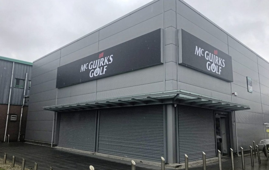 Irish golf retailer McGuirks to open first store in the north
