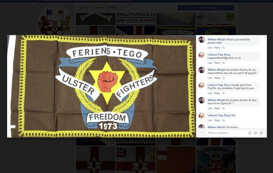 Stormont-backed social enterprise linked to sale of loyalist