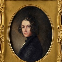 Rediscovered Charles Dickens portrait gets permanent home at museum