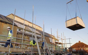 Northern Ireland's economy trundles along the bottom - but house-building helping